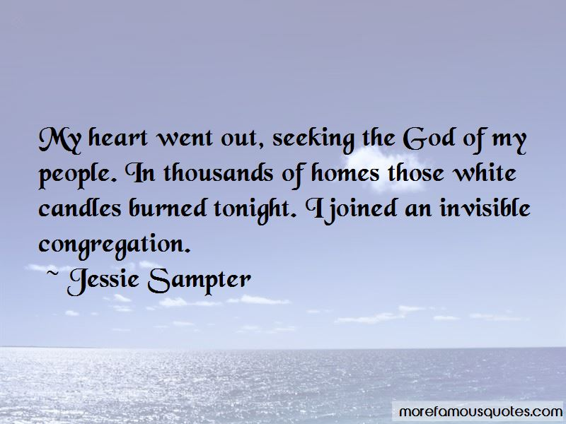 Jessie Sampter Quotes Pictures 2