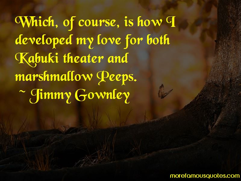 Jimmy Gownley Quotes