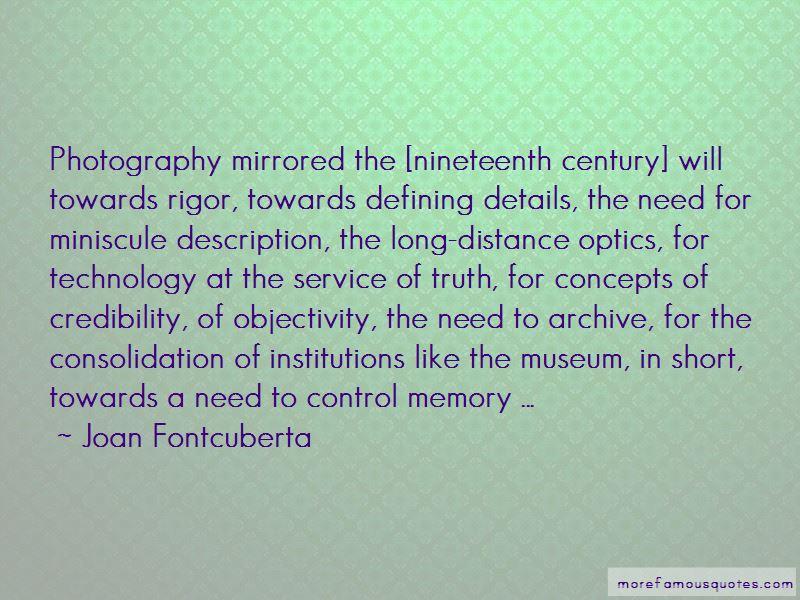 Joan Fontcuberta Quotes Pictures 4