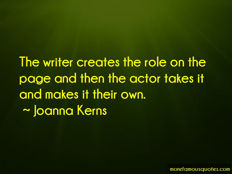 Joanna Kerns Quotes Pictures 2