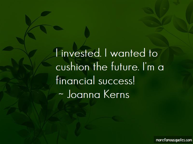 Joanna Kerns Quotes Pictures 4