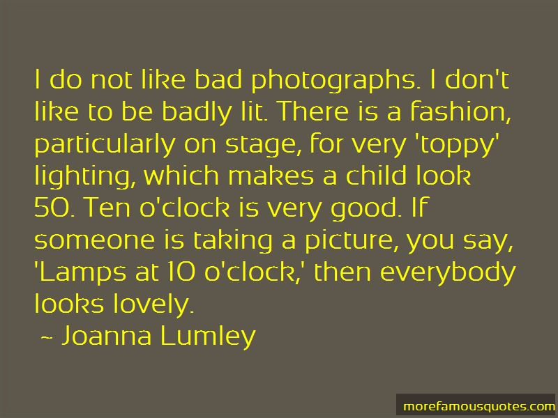 Joanna Lumley Quotes Pictures 4