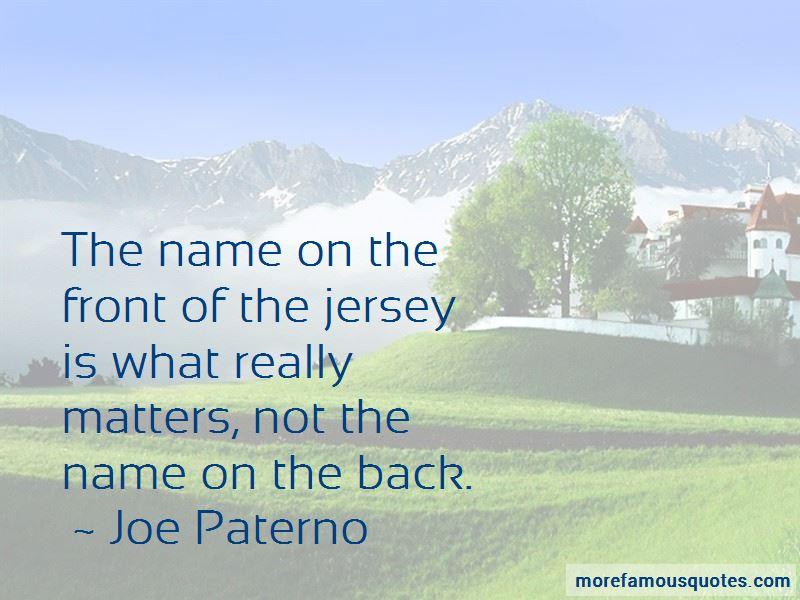 Joe Paterno Quotes Pictures 2