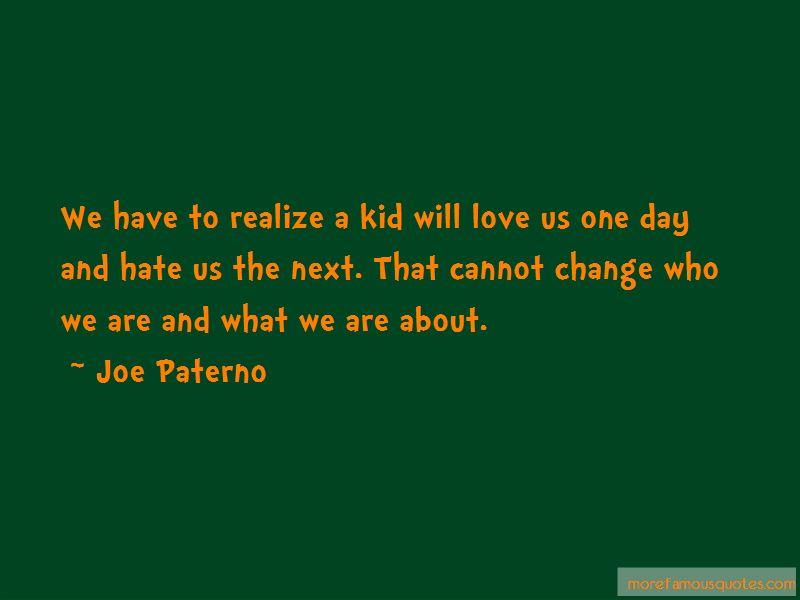 Joe Paterno Quotes Pictures 4