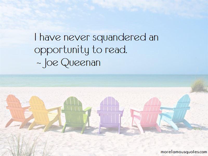 Joe Queenan Quotes