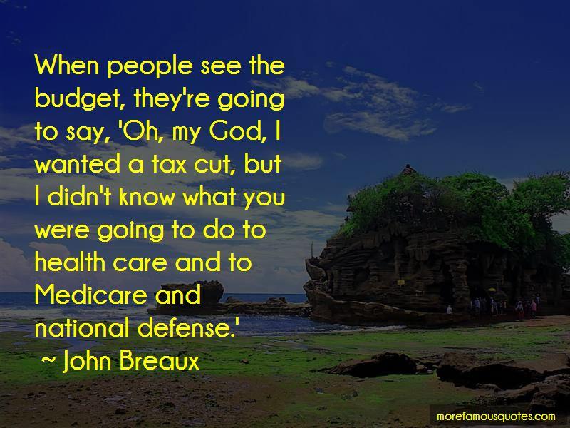 John Breaux Quotes Pictures 2