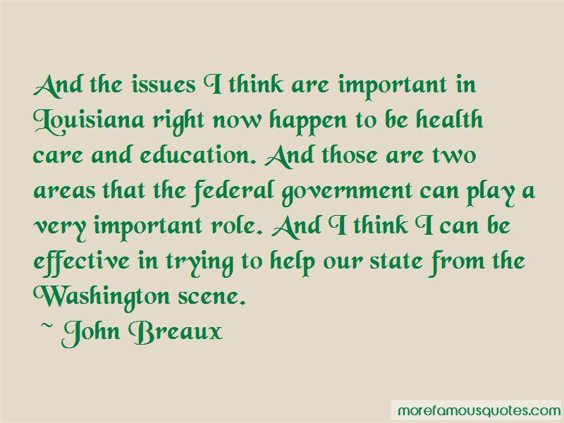 John Breaux Quotes Pictures 4