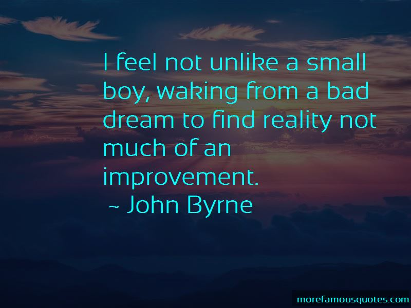 John Byrne Quotes Pictures 2