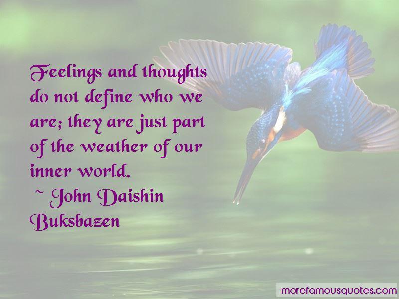 John Daishin Buksbazen Quotes Pictures 4