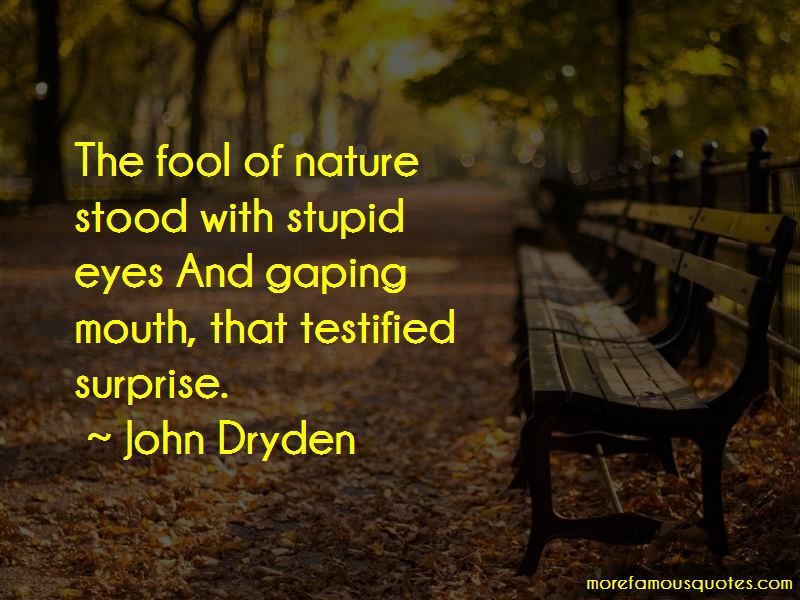 John Dryden Quotes Pictures 2