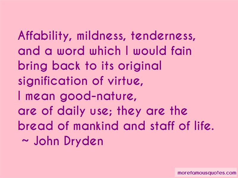 John Dryden Quotes Pictures 4