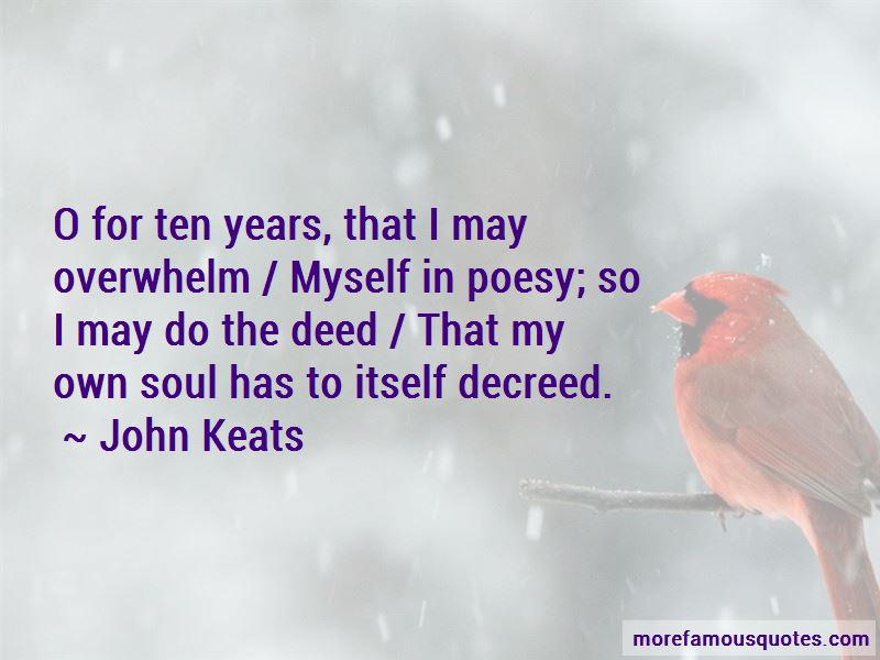 John Keats Quotes Pictures 3