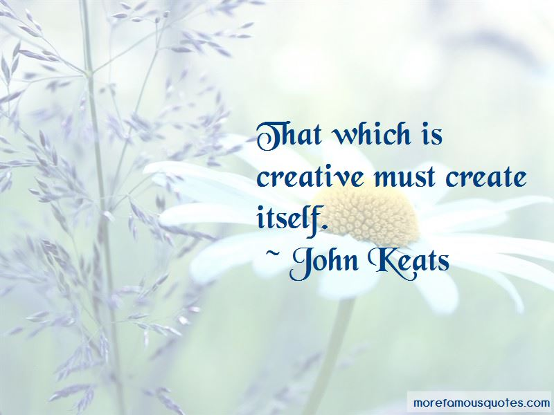 John Keats Quotes Pictures 4