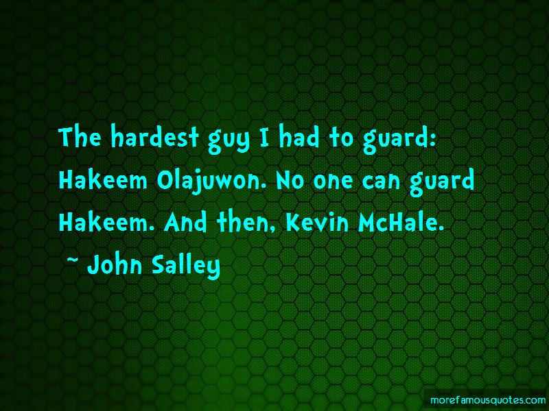 John Salley Quotes Pictures 2