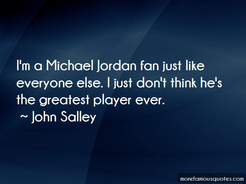 John Salley Quotes
