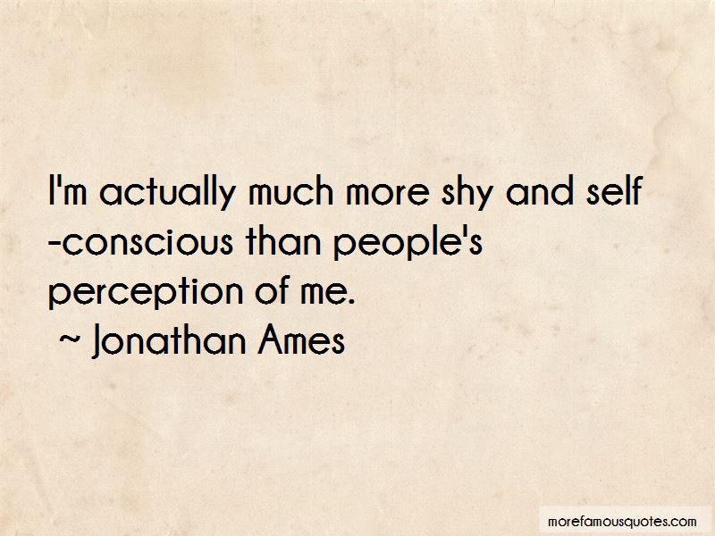 Jonathan Ames Quotes