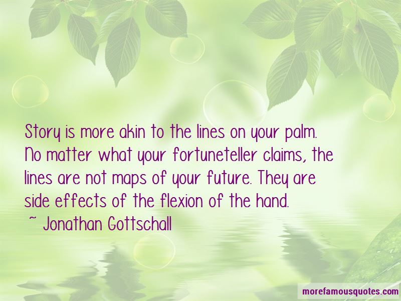 Jonathan Gottschall Quotes Pictures 4