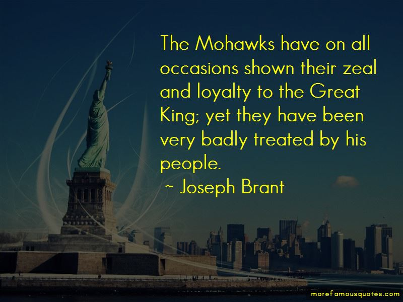 Joseph Brant Quotes Pictures 4
