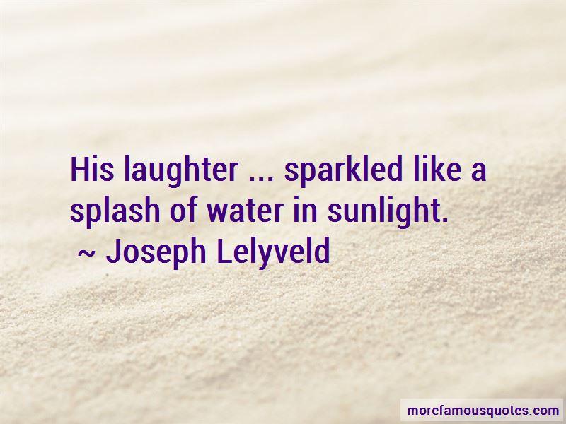 Joseph Lelyveld Quotes Pictures 3