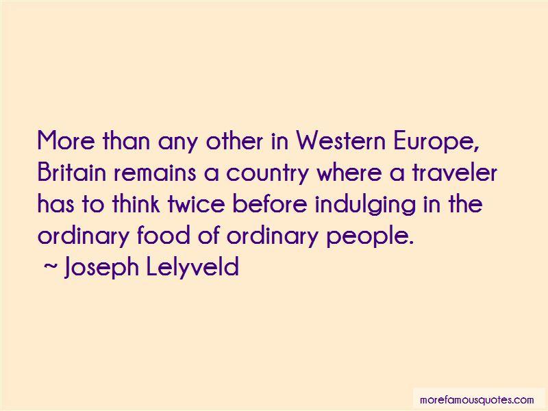 Joseph Lelyveld Quotes Pictures 4