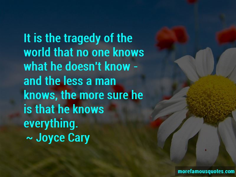 Joyce Cary Quotes Pictures 2