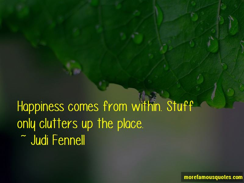 Judi Fennell Quotes Pictures 2