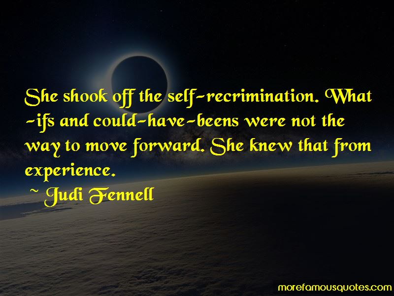 Judi Fennell Quotes