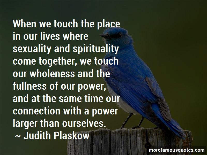 Judith Plaskow Quotes Pictures 2