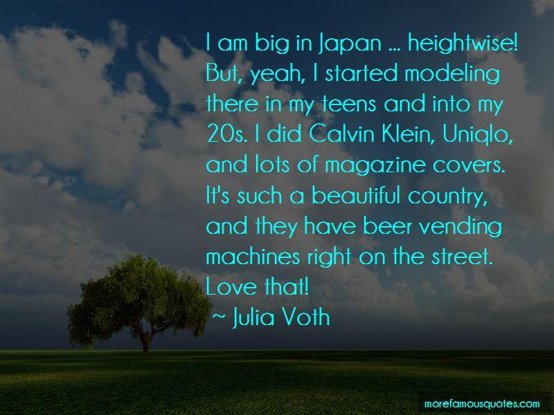Julia Voth Quotes Pictures 2