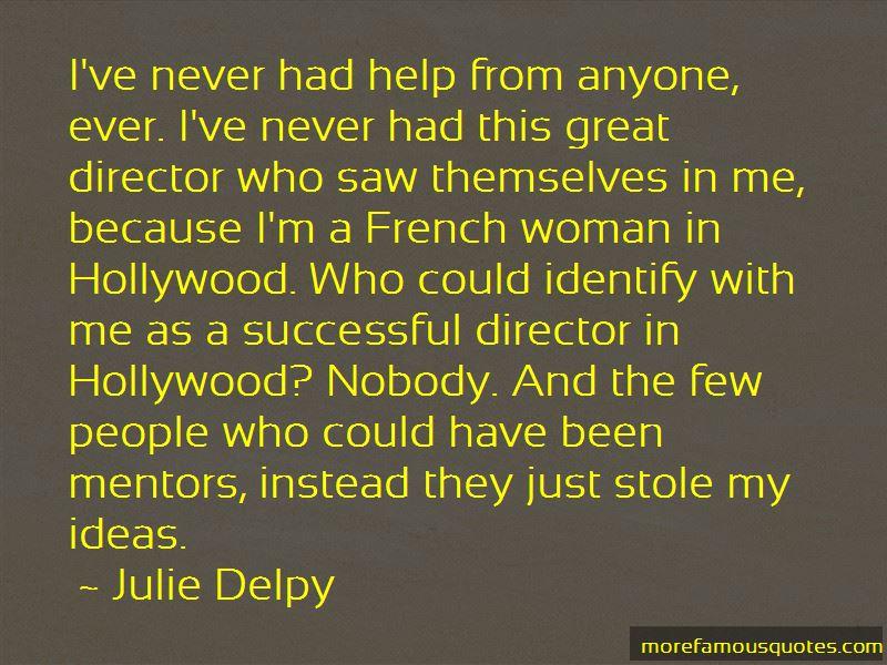 Julie Delpy Quotes Pictures 2