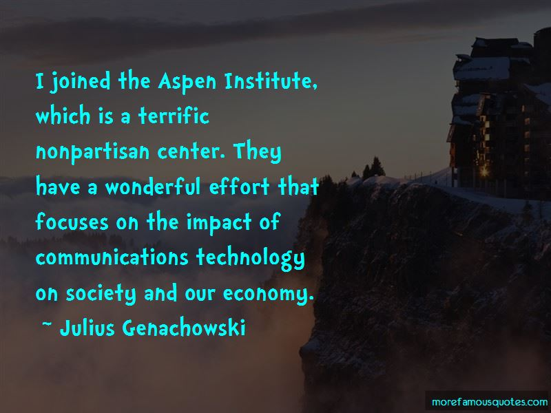 Julius Genachowski Quotes Pictures 4