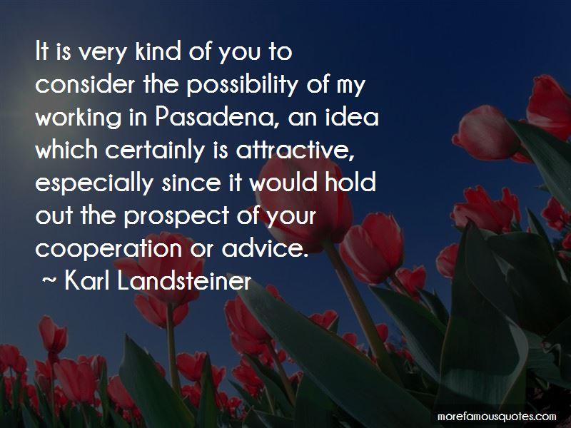 Karl Landsteiner Quotes Pictures 2
