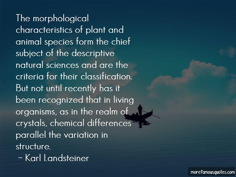 Karl Landsteiner Quotes Pictures 4