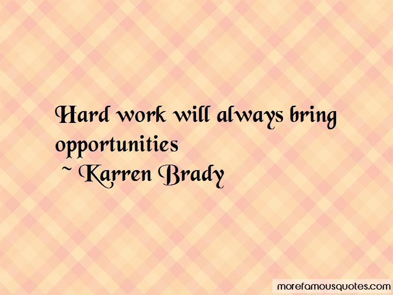 Karren Brady Quotes