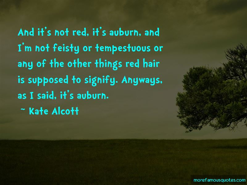 Kate Alcott Quotes Pictures 2
