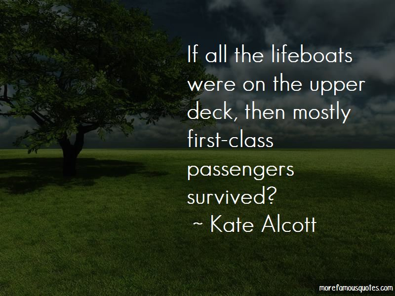 Kate Alcott Quotes Pictures 3