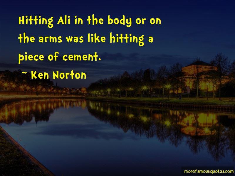 Ken Norton Quotes Pictures 2