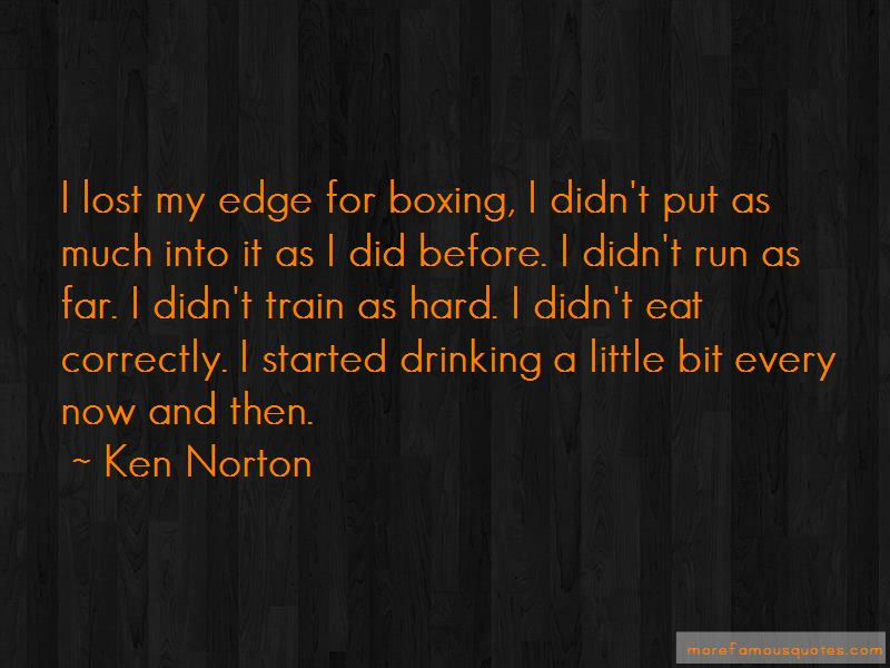 Ken Norton Quotes Pictures 3