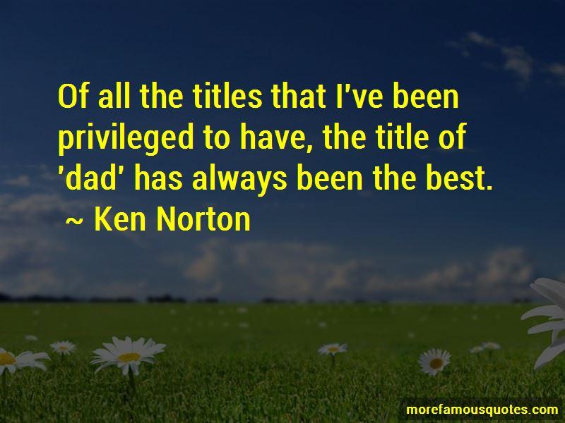 Ken Norton Quotes Pictures 4