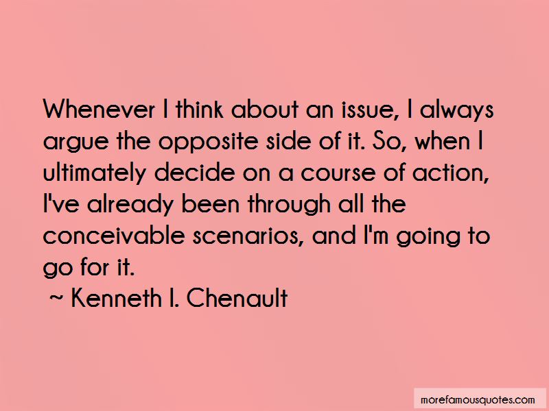 Kenneth I. Chenault Quotes Pictures 2