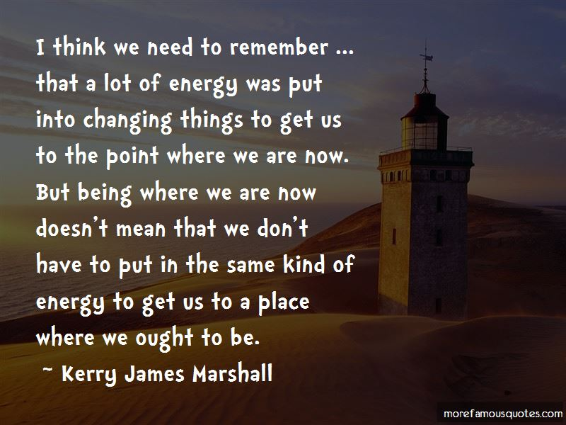 Kerry James Marshall Quotes Pictures 2