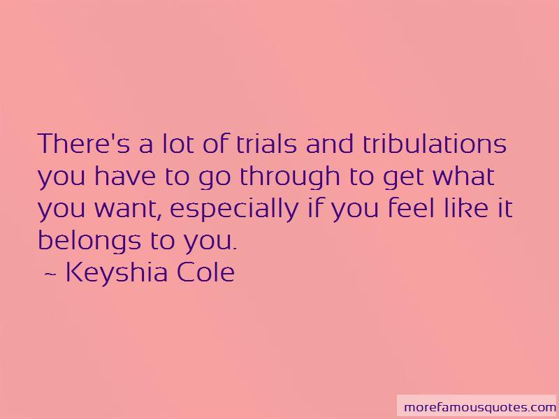 Keyshia Cole Quotes