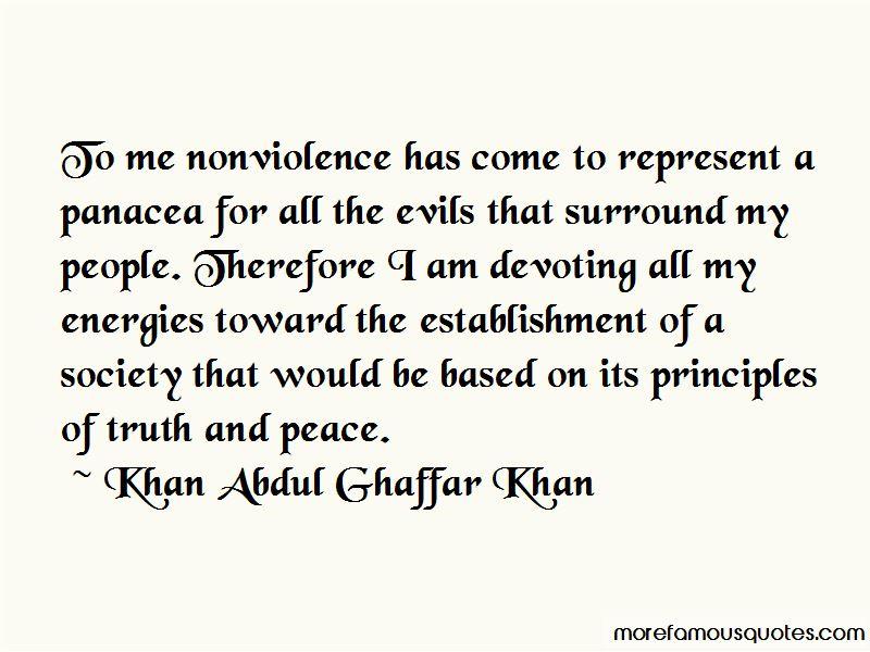 Khan Abdul Ghaffar Khan Quotes Pictures 2