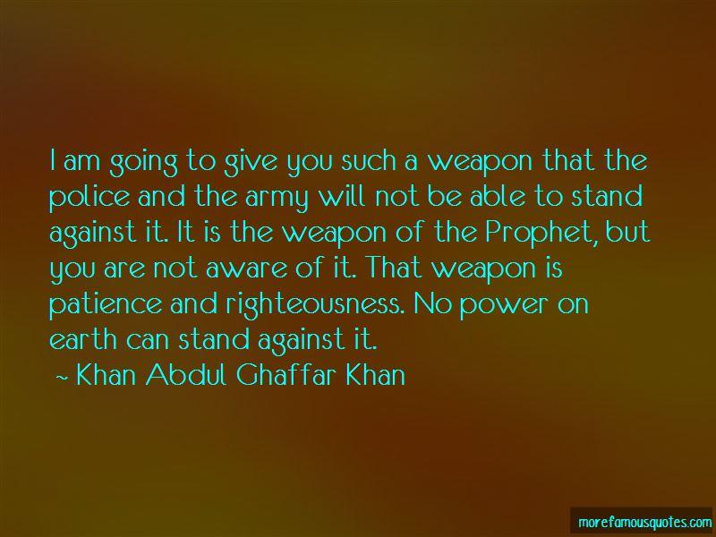 Khan Abdul Ghaffar Khan Quotes Pictures 3