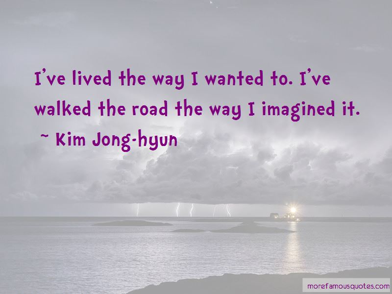 Kim Jong-hyun Quotes Pictures 4