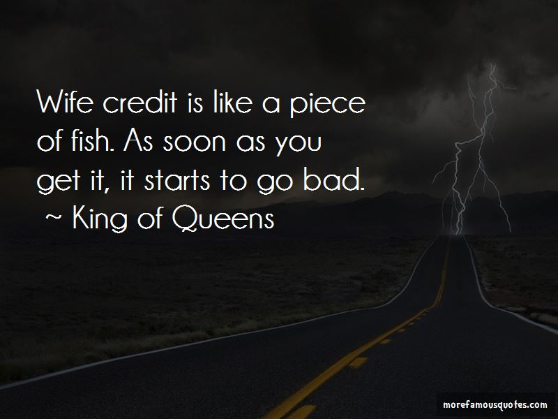 King Of Queens Quotes