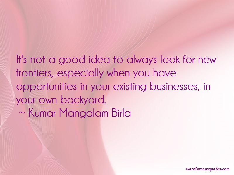 Kumar Mangalam Birla Quotes Pictures 3