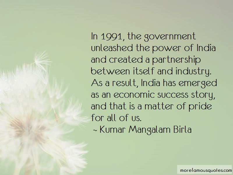 Kumar Mangalam Birla Quotes Pictures 4