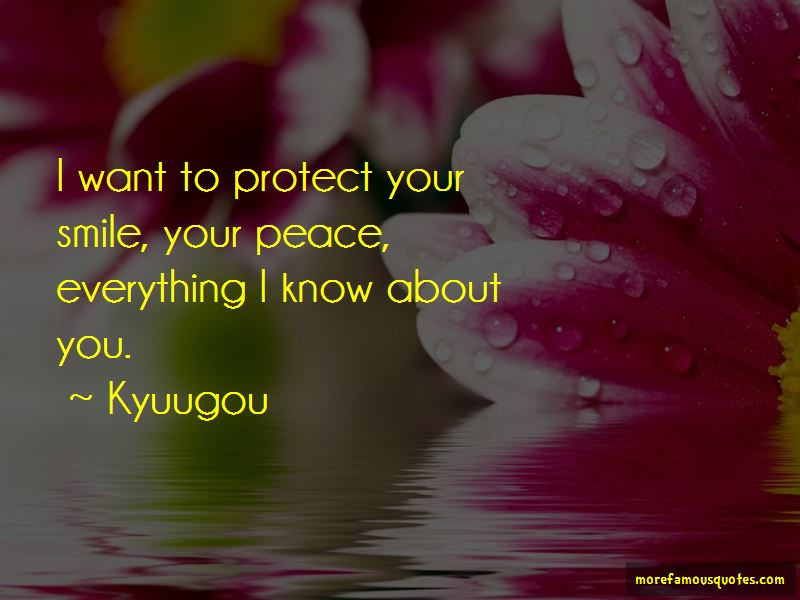 Kyuugou Quotes Pictures 2
