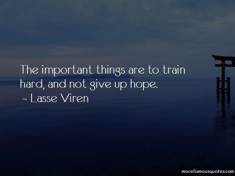 Lasse Viren Quotes Pictures 3